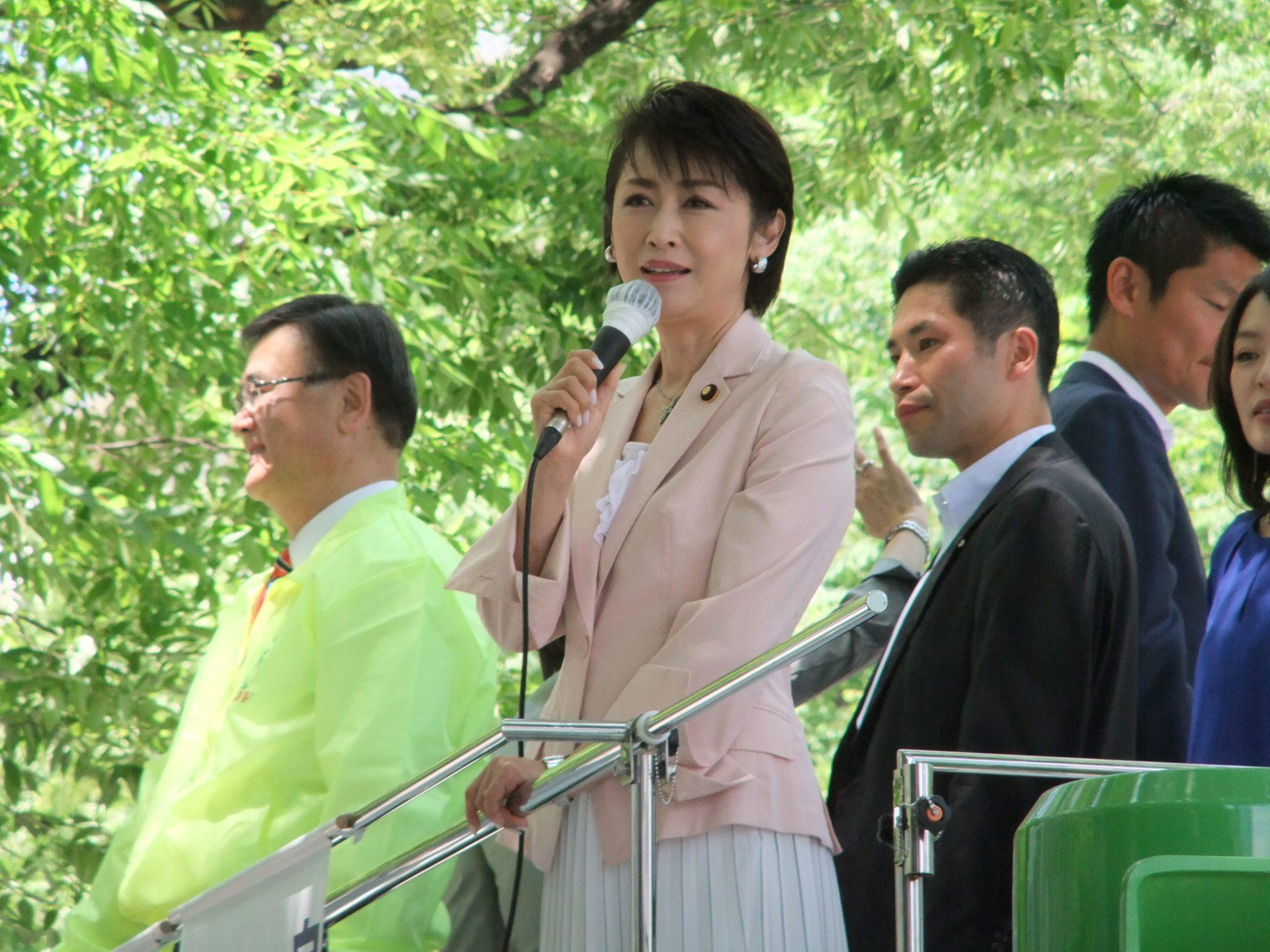 自由民主党神奈川県参議院選挙区第四支部長